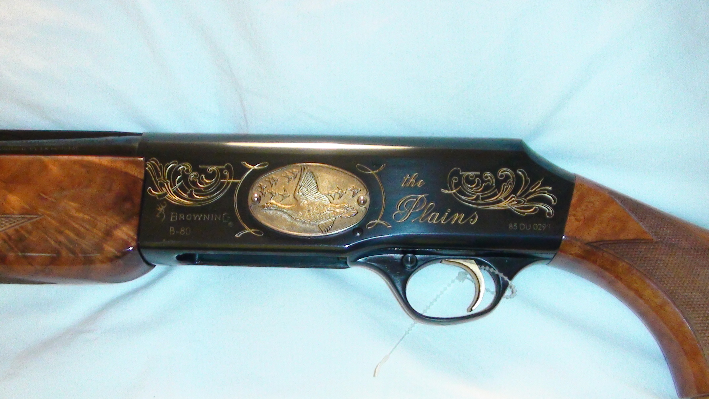 BROWNING DUCKS UNLIMITED B-80 12 SEMI AUTO